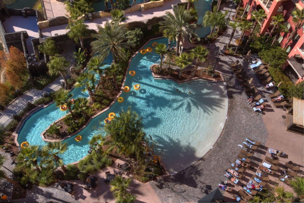 Outdoor Pool, Club Wyndham Bonnet Creek