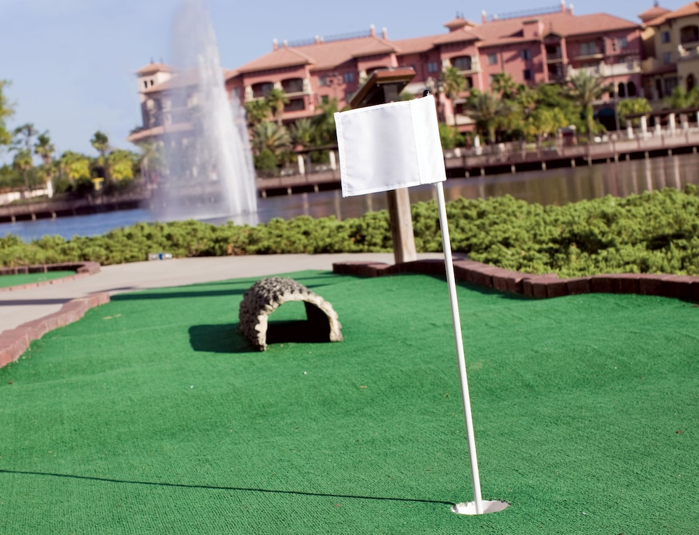 Mini-Golf, Club Wyndham Bonnet Creek