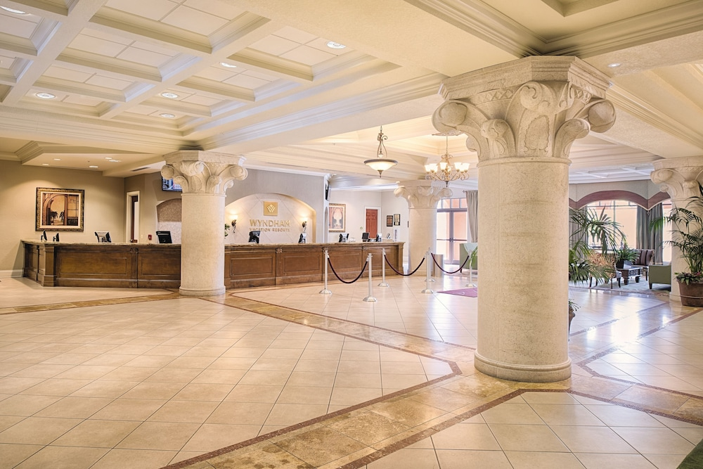 Lobby, Club Wyndham Bonnet Creek