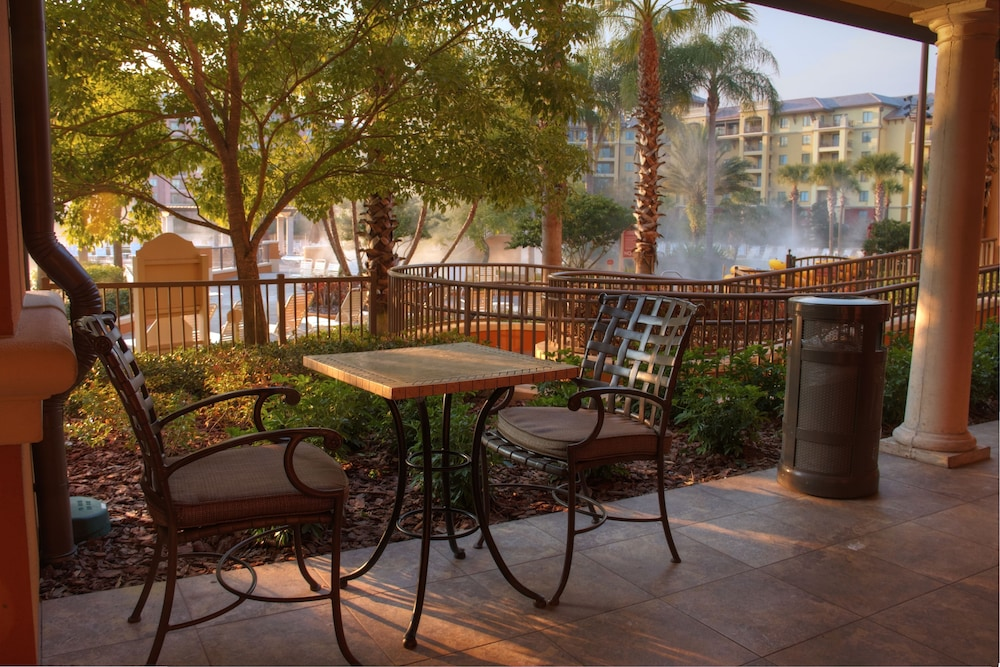 Cafe, Club Wyndham Bonnet Creek
