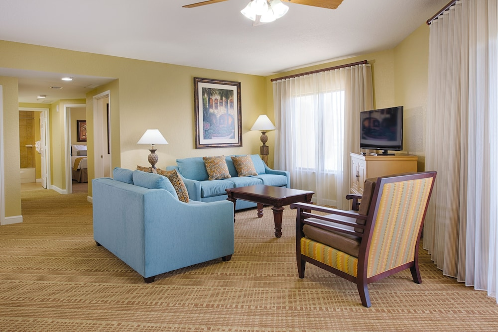 Living Area, Club Wyndham Bonnet Creek