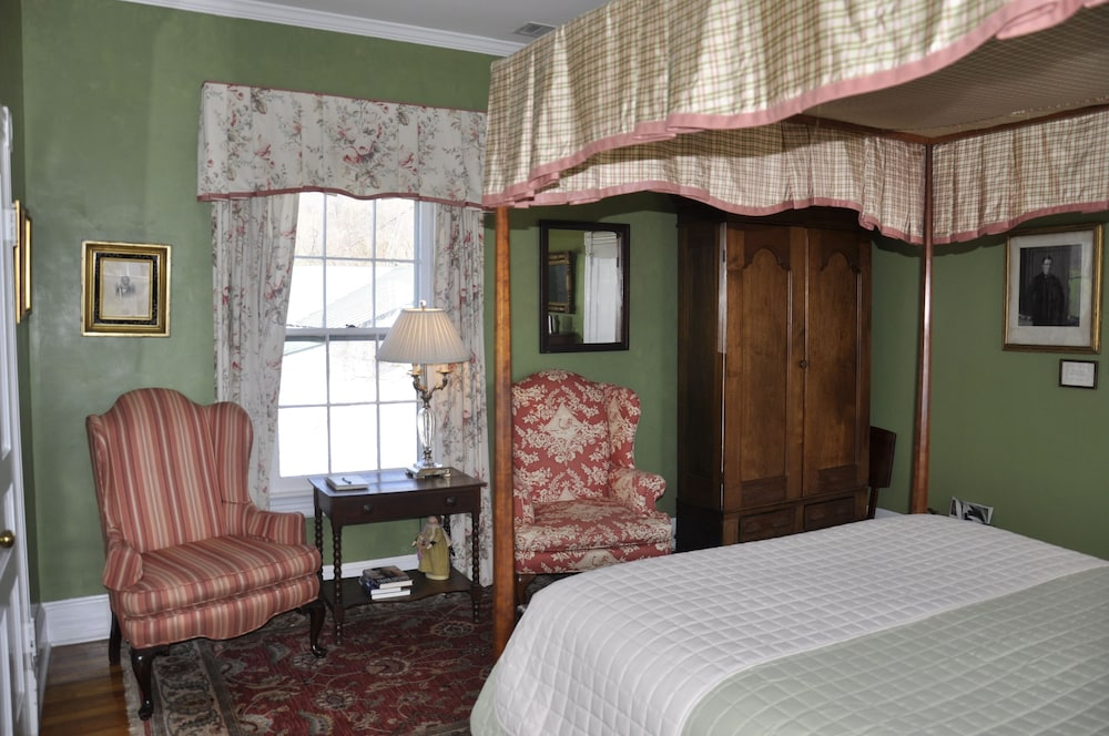 Room, The Ashby Inn & Restaurant