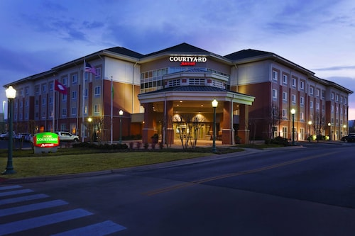 Check Expedia for Availability of Courtyard Marriott Fort Smith Downtown