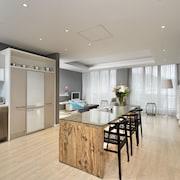 Spiseområde i rom