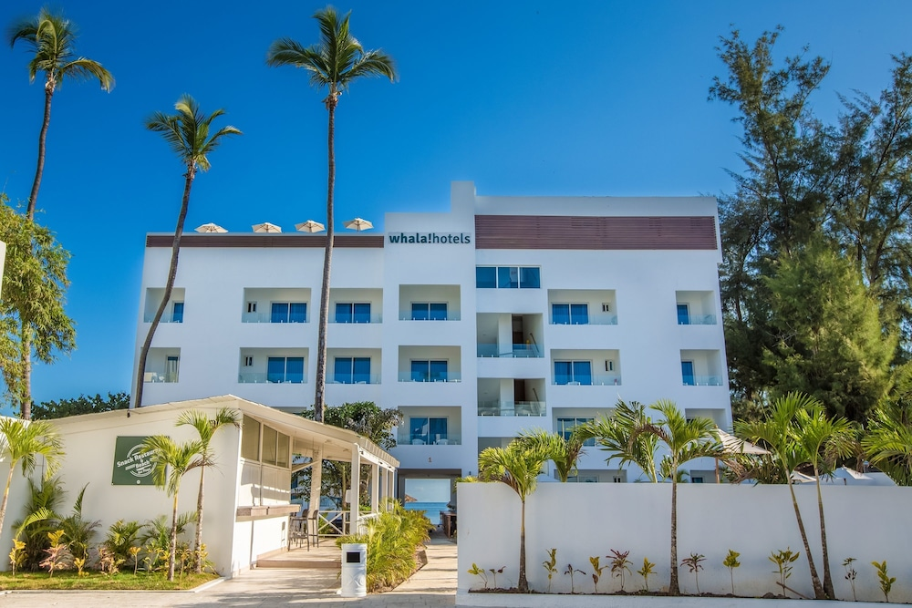 Exterior, whala!bavaro - All inclusive