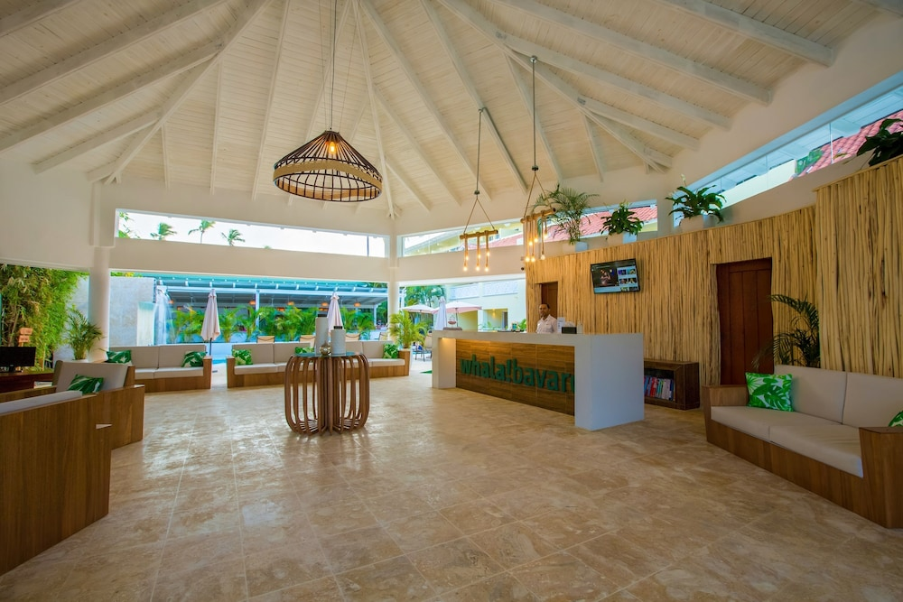 Lobby, whala!bavaro - All inclusive