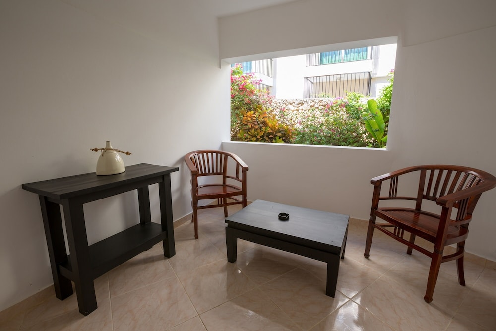 Terrace/Patio, whala!bavaro - All inclusive