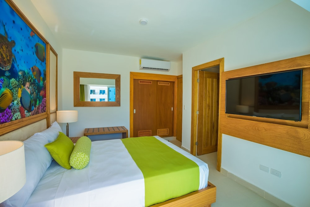 Room, whala!bavaro - All inclusive