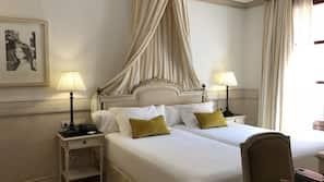 미니바, 객실 내 금고, 각각 다른 스타일의 객실, 각각 다르게 가구가 비치된 객실