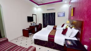 Premium bedding, minibar, in-room safe, individually furnished