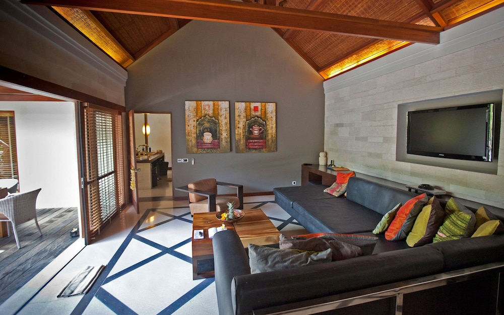 Living Room, Jamahal Private Resort & Spa