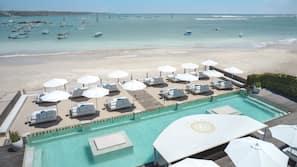 Pantai pribadi di sekitar dan antar-jemput gratis ke pantai