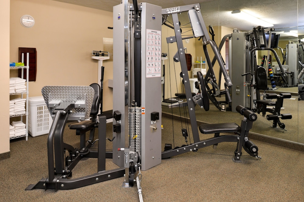 Fitness Facility, Candlewood Suites Boise-Meridian