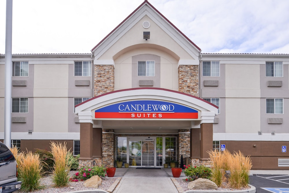Front of Property, Candlewood Suites Boise-Meridian