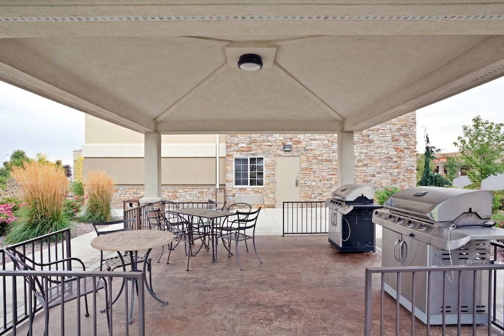 Balcony, Candlewood Suites Boise-Meridian