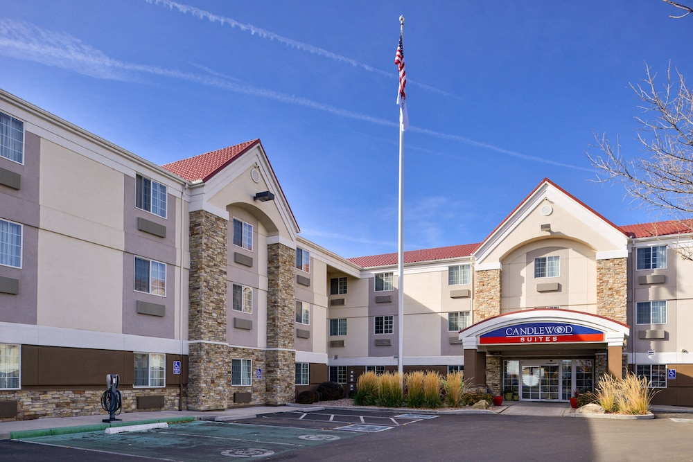 Exterior, Candlewood Suites Boise-Meridian