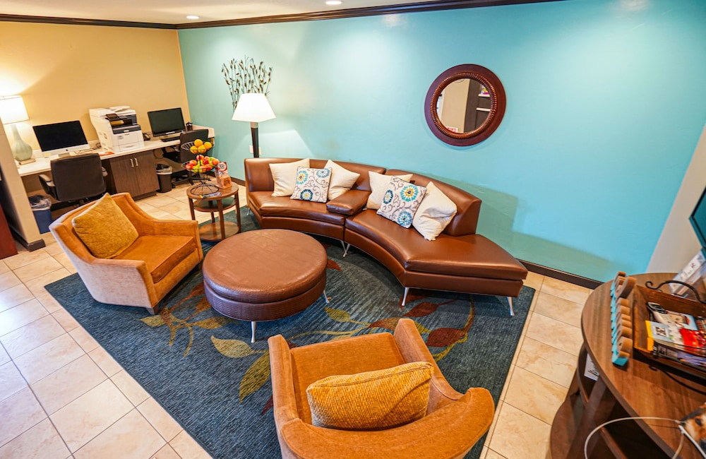 Lobby Lounge, Candlewood Suites Boise-Meridian