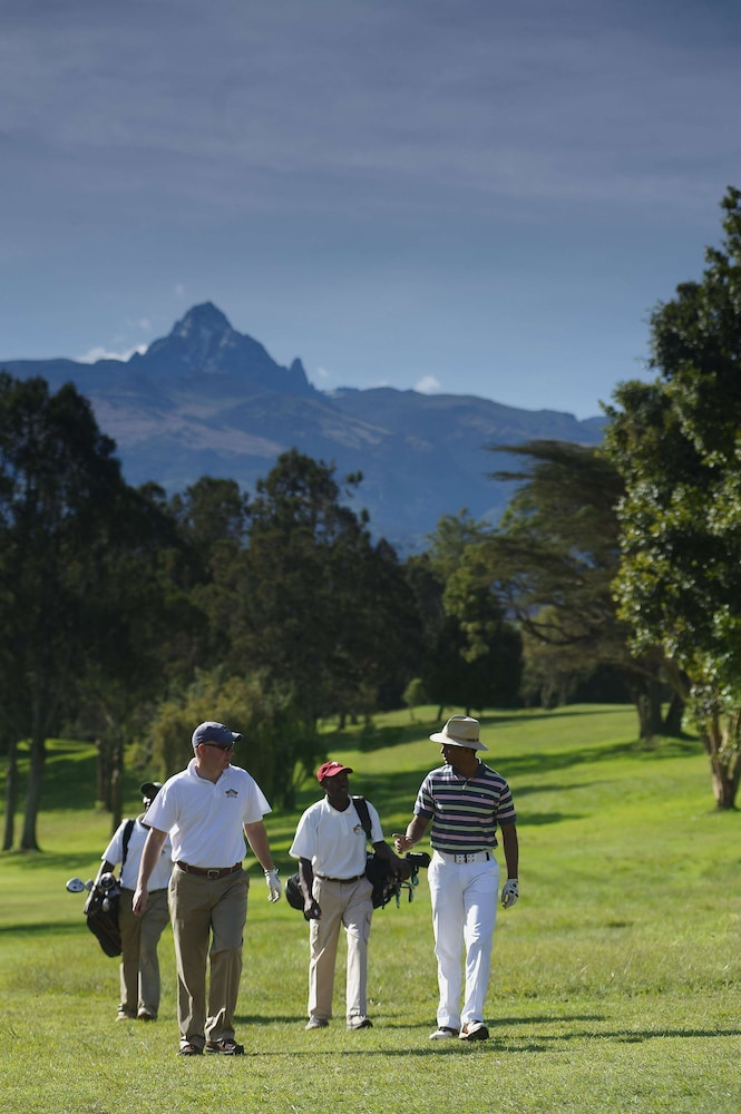 Golf, Fairmont Mount Kenya Safari