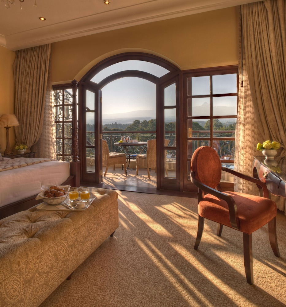 Featured Image, Fairmont Mount Kenya Safari
