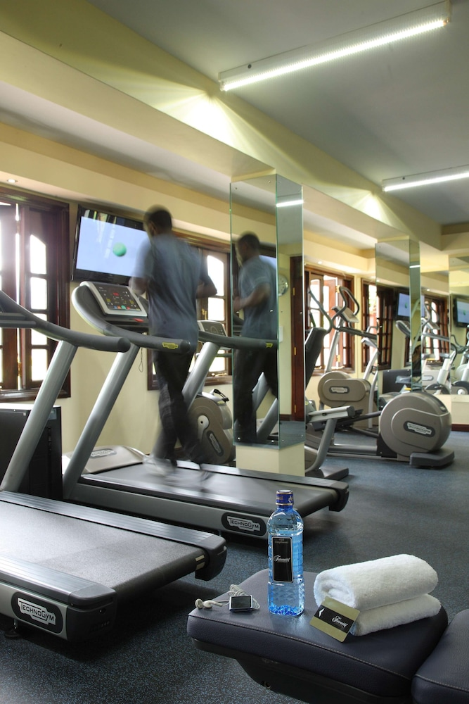 Fitness Facility, Fairmont Mount Kenya Safari