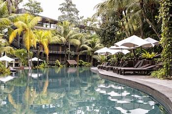 ユニバーサル・スタジオ・シンガポール近くのホテル