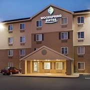WoodSpring Suites Fort Worth Fossil Creek