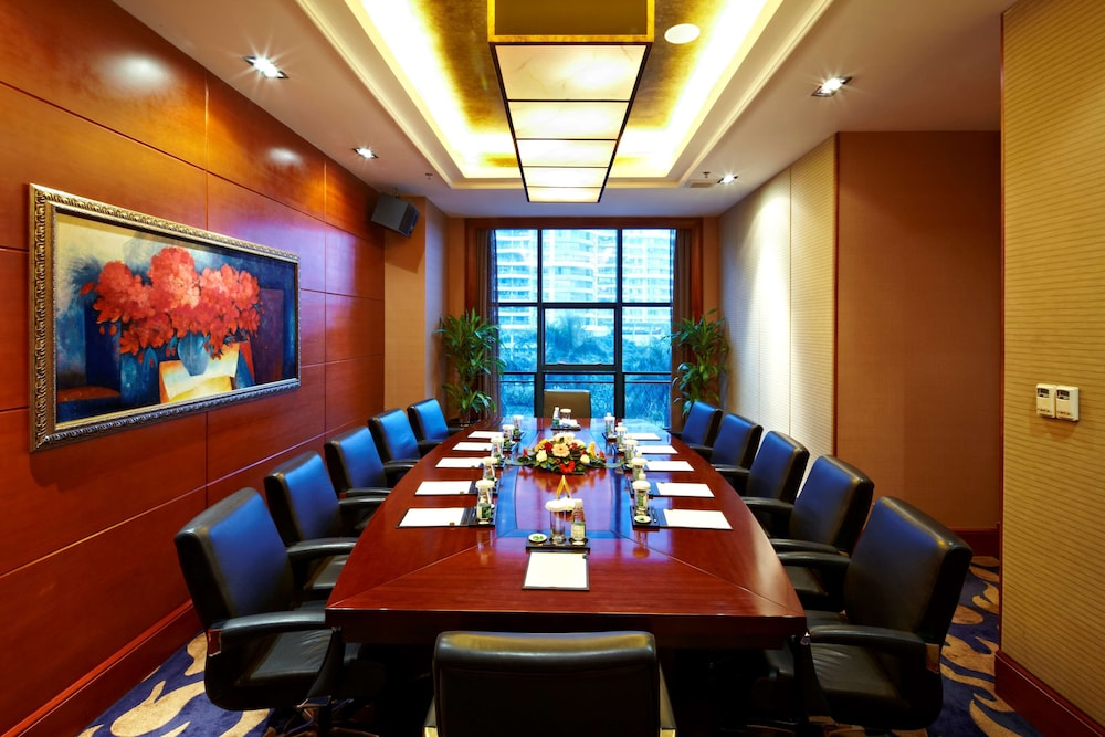Business Center, Kempinski Hotel Shenzhen China