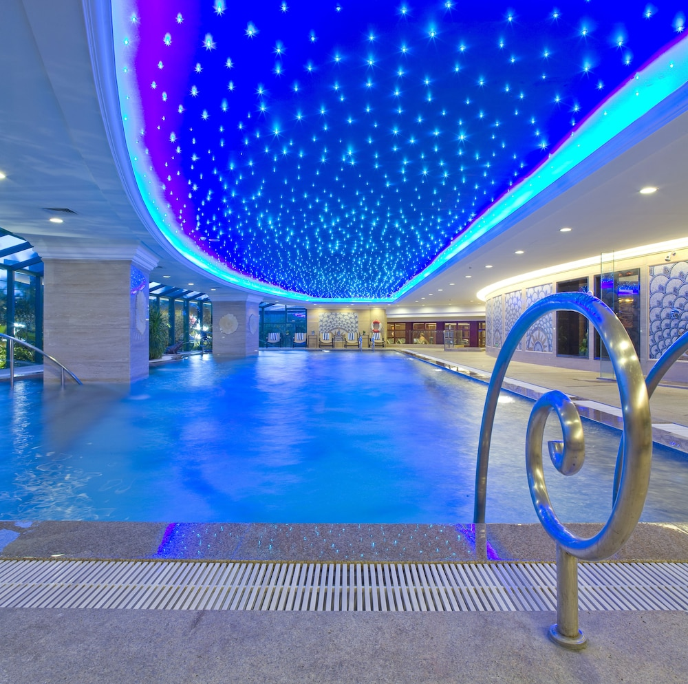 Indoor Pool, Kempinski Hotel Shenzhen China
