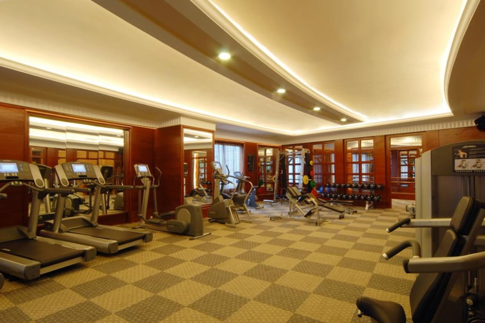 Gym, Kempinski Hotel Shenzhen China