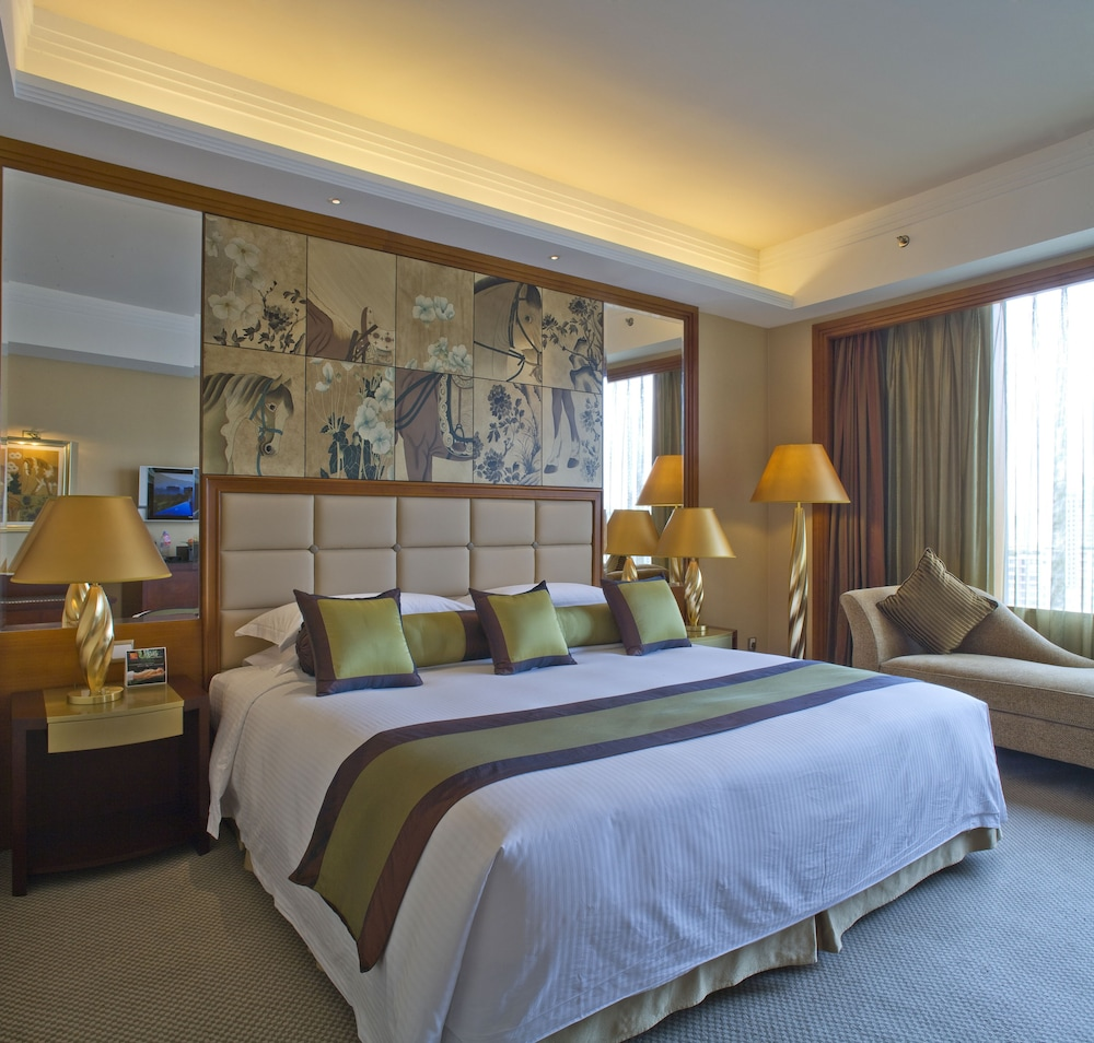 Room, Kempinski Hotel Shenzhen China