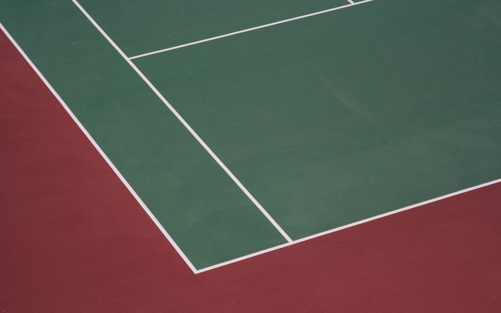 Tennis Court, The Slate