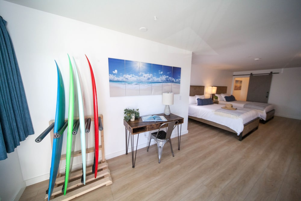 Room, The Surfbreak Hotel