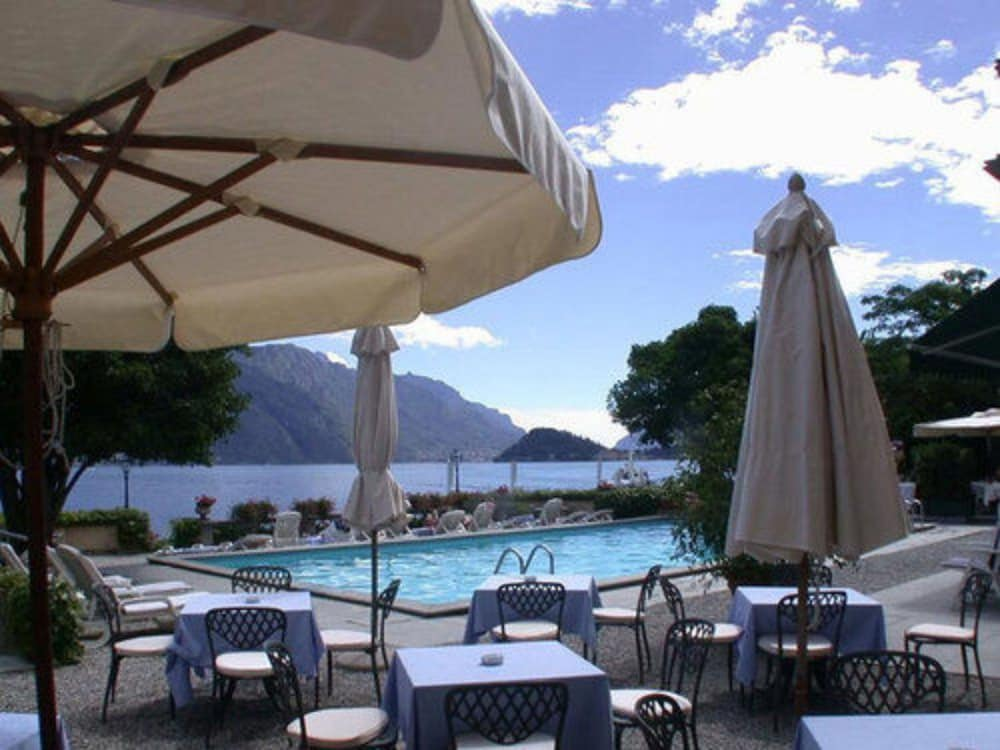 Rooftop Pool, Grand Hotel Menaggio