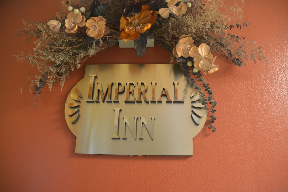 Reception, Imperial Inn