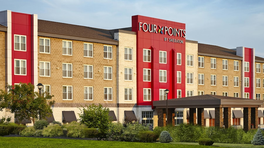 Four Points by Sheraton Moncton