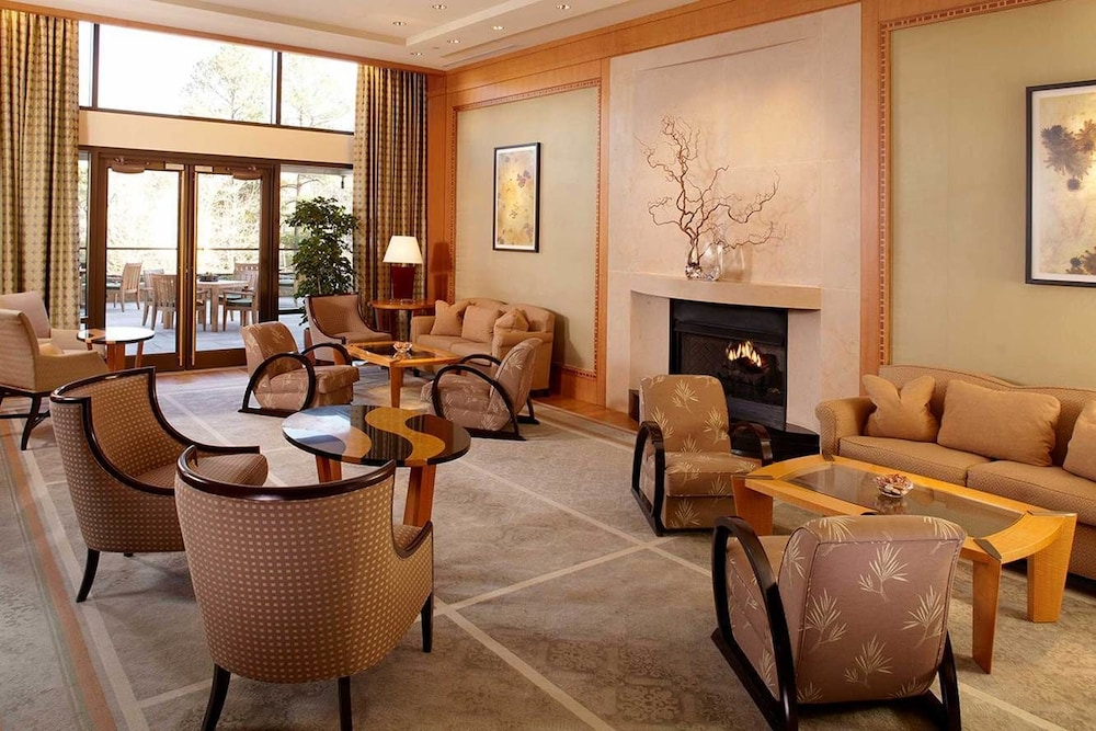 Lobby Sitting Area, The Umstead Hotel and Spa