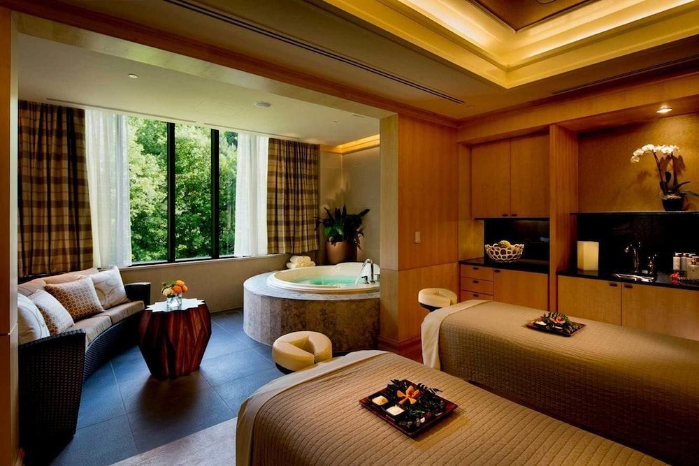 Treatment Room, The Umstead Hotel and Spa