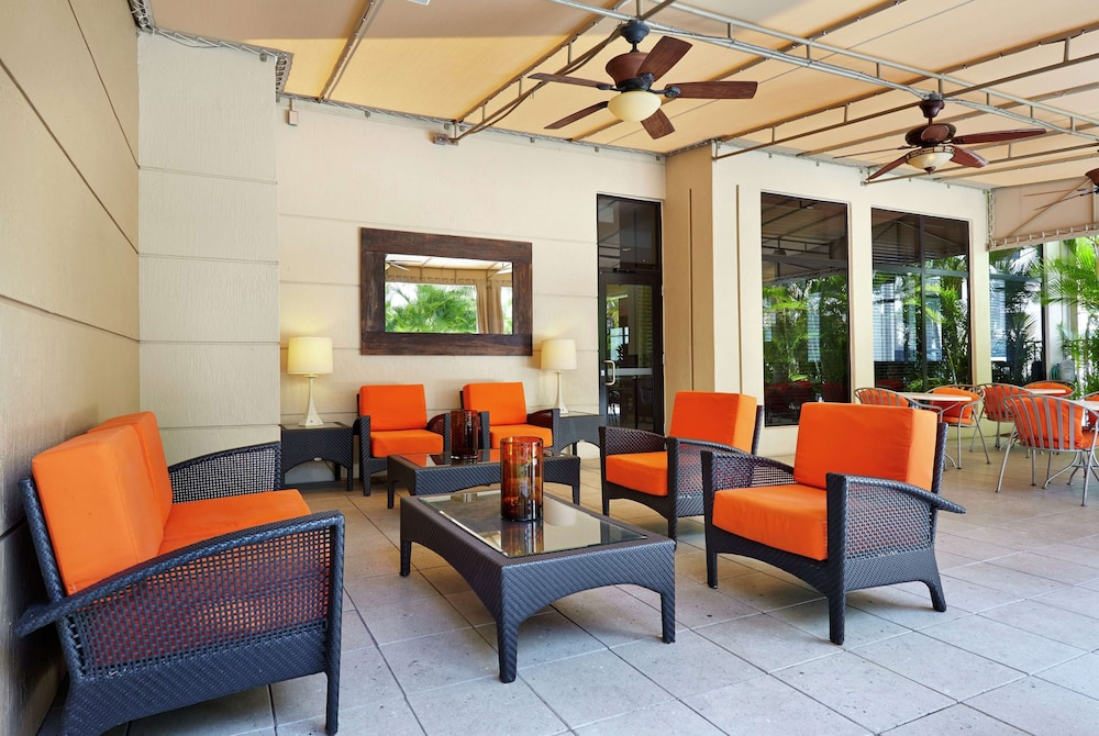 Terrace/Patio, Hilton Garden Inn West Palm Beach Airport