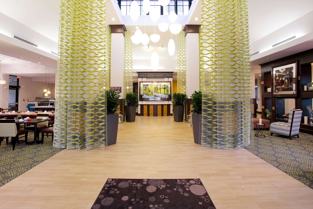 Lobby, Hilton Garden Inn West Palm Beach Airport