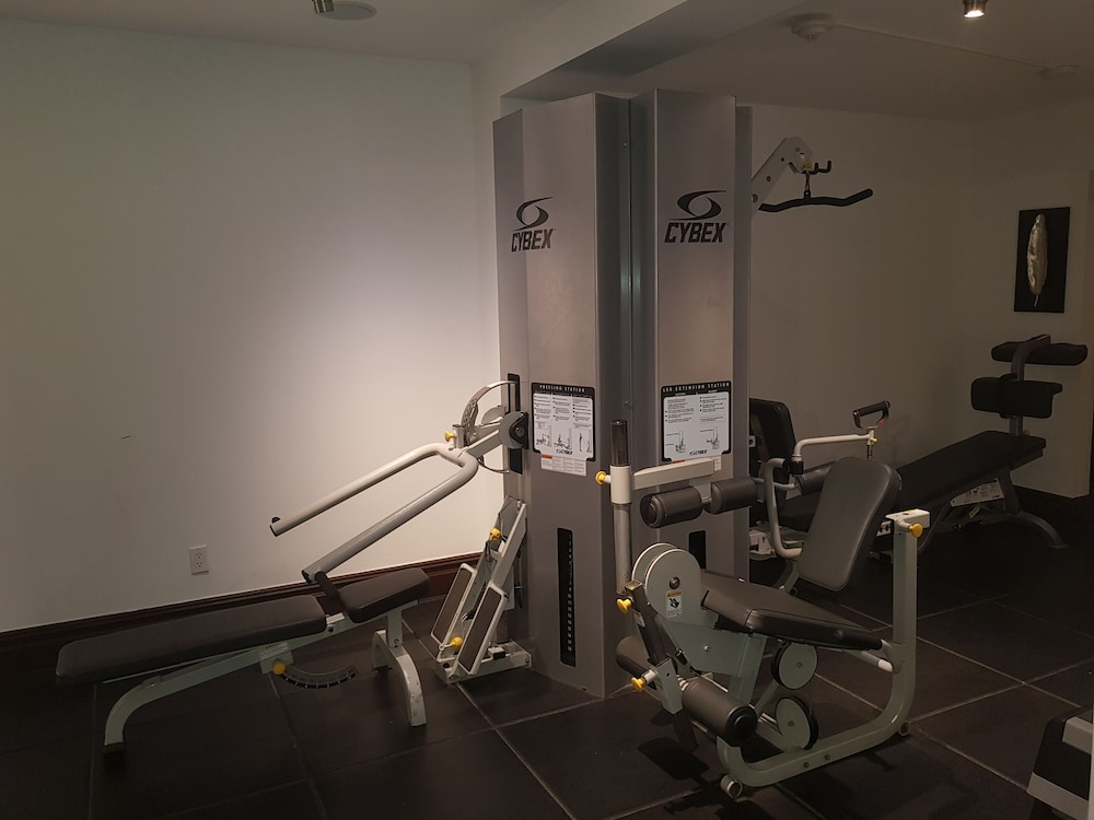 Fitness Studio, The Somerset on Grace Bay