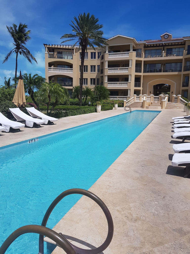 Exercise/Lap Pool, The Somerset on Grace Bay