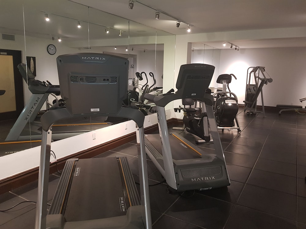 Gym, The Somerset on Grace Bay