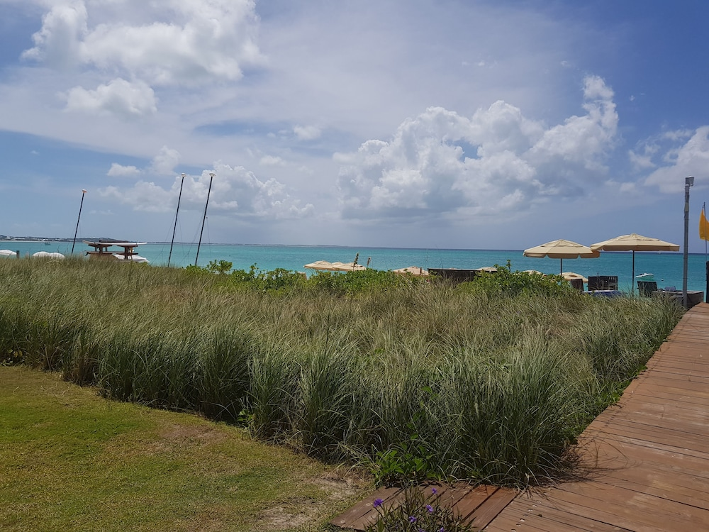 View from Property, The Somerset on Grace Bay