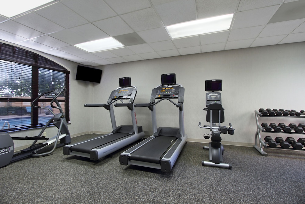 Fitness Facility, Residence Inn by Marriott DFW Airport North/Grapevine