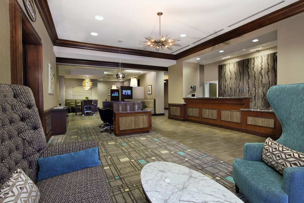 Reception, Residence Inn by Marriott DFW Airport North/Grapevine