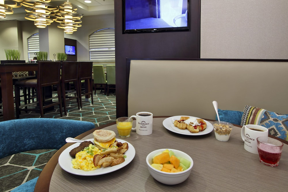 Breakfast Area, Residence Inn by Marriott DFW Airport North/Grapevine