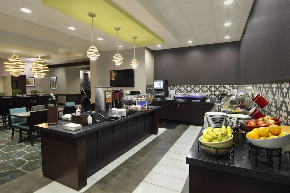 Breakfast buffet, Residence Inn by Marriott DFW Airport North/Grapevine