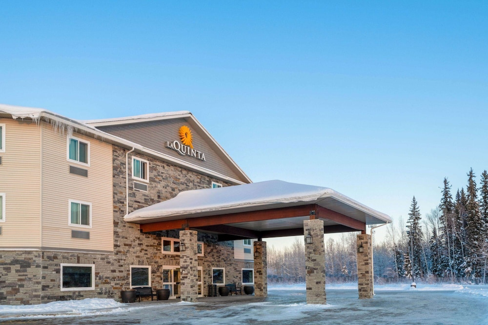 Exterior, La Quinta Inn & Suites by Wyndham Fairbanks Airport