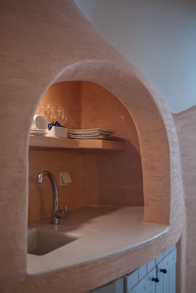 Private Kitchenette, Tholos Resort