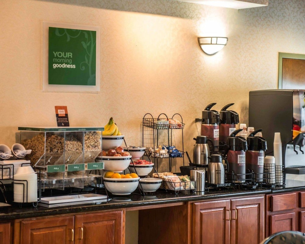 Coffee Service, Comfort Inn & Suites